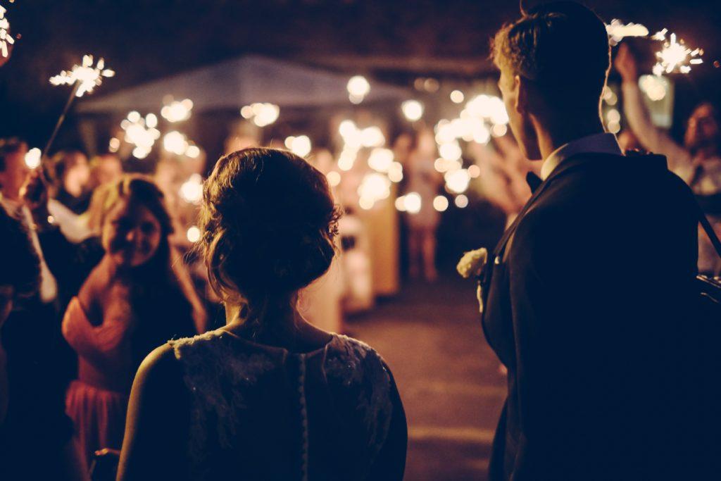 atrakcje na ślubie plenerowym