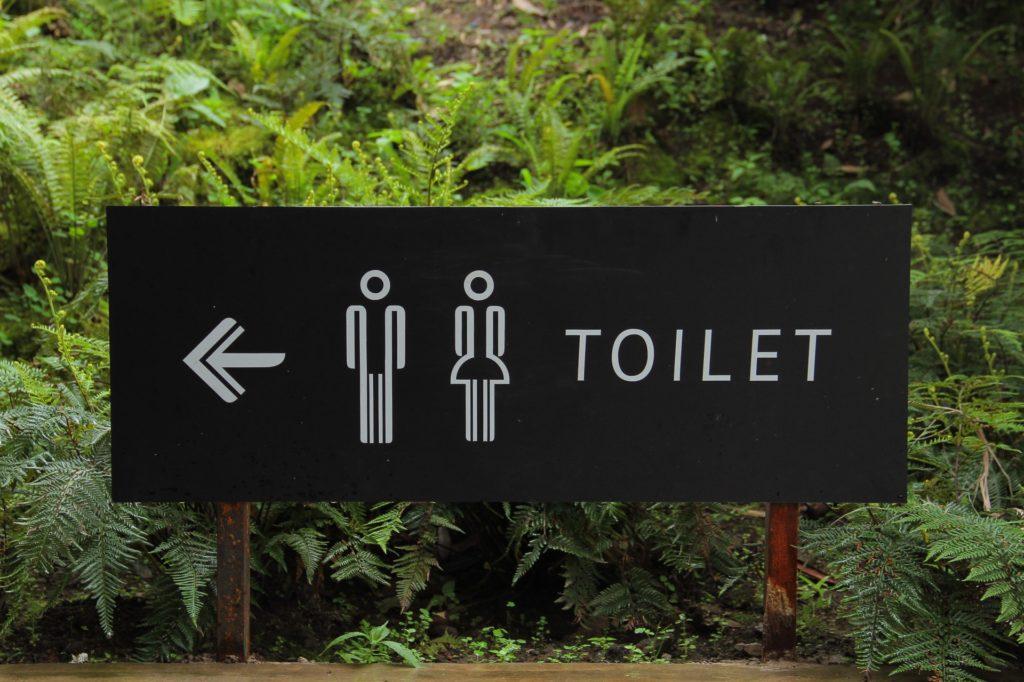 namioty plenerowe toalety
