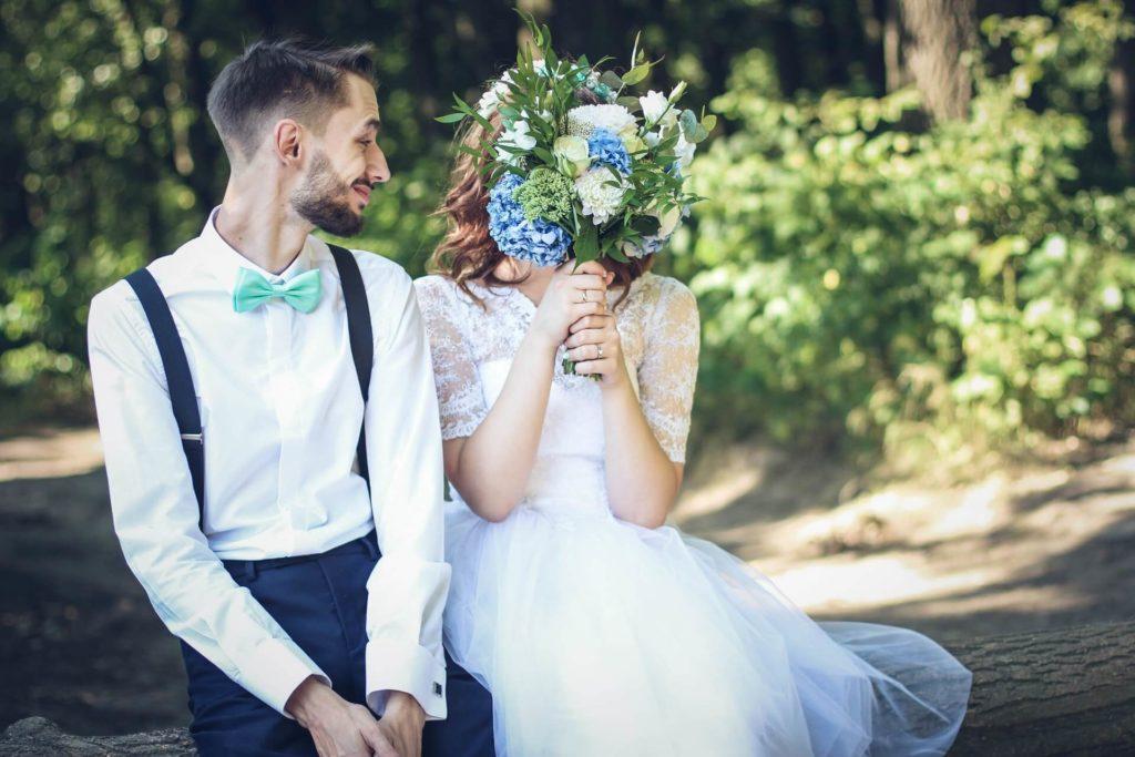 ślub w plenerze dekoracje pleneru