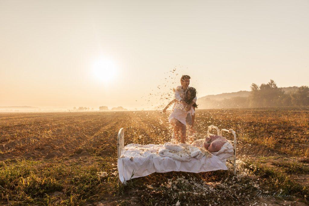 klimatyczne wesele slow wedding
