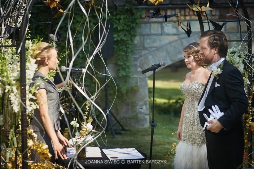 zamek kliczków ślub i wesele