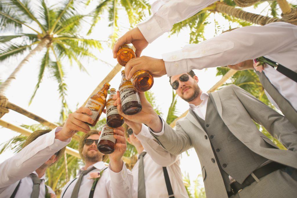 jak radzić sobie z upałem podczas wesela