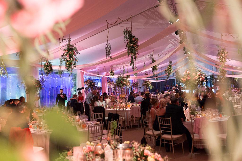 namioty na wesele